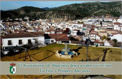 Calendario Algarinejo 2021